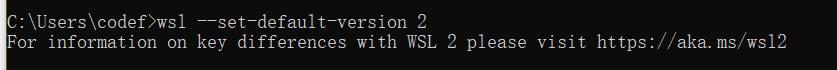 《Windows10 WSL2 安装 尝鲜》